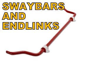 Sway Bars and End Links for Miata MX5