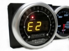 Air/Fuel Gauge Close-up